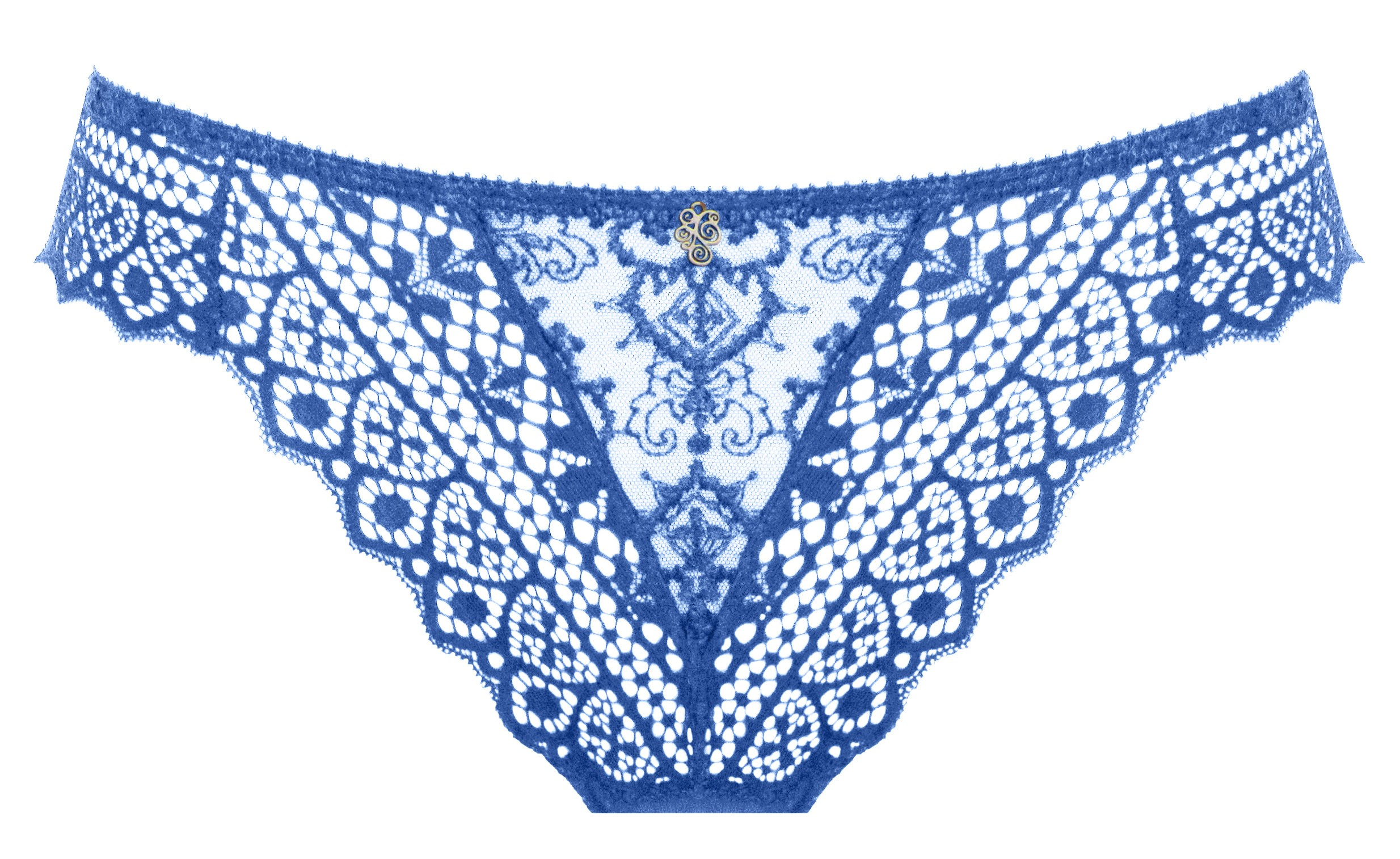 CASSIOPE THONG BLUE