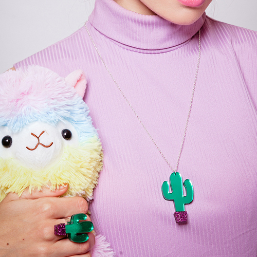 cactus ring by littlemoose
