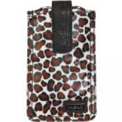CHEETAH PRINT IPOD COVER