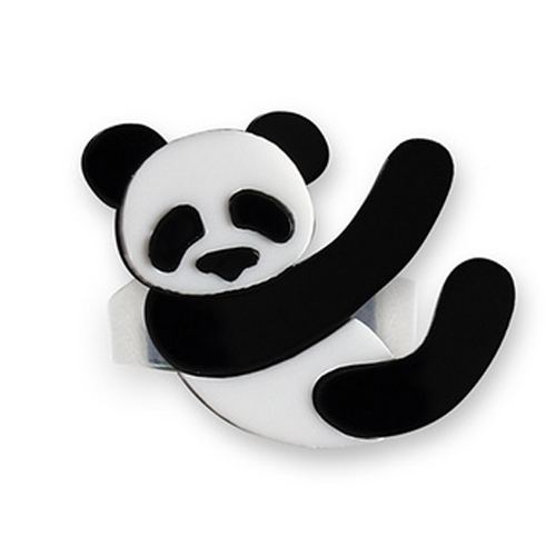 PANDA RING BY LITTLEMOOSE