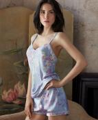 PERIWINKLE SILK SET