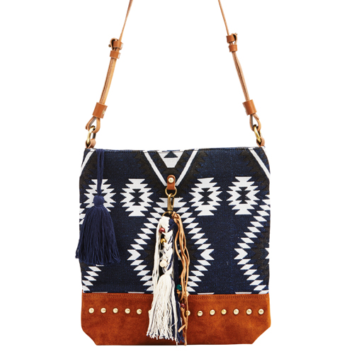 PERSIAN RUG CROSS BODY BY SEAFOLLY