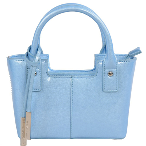 SKY BLUE GLOSS BAG BY URBAN COUNTRY