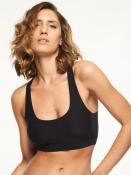 CHANTELLE SOFT STRETCH CROP TOP