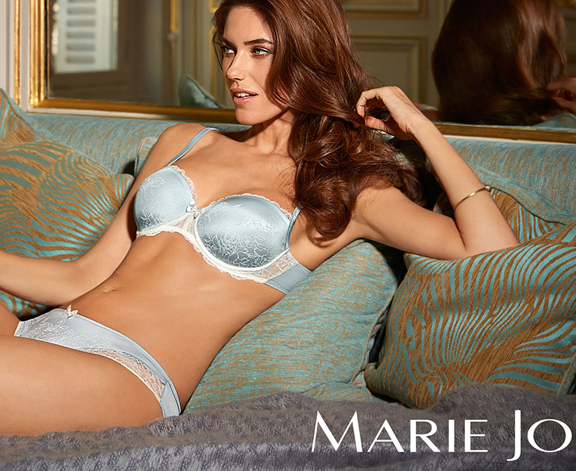 PORCELAIN SATIN FINISH SMOOTH BRA