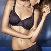 SMOOTH SPACER T SHIRT BRA FOR FULLER FIGURE