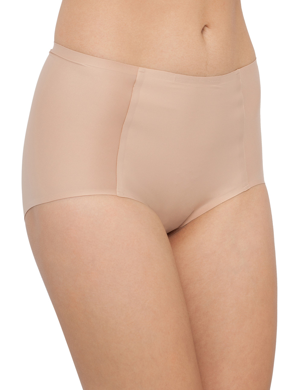 NUDE BRIEF WITH CONTROL TUMMY